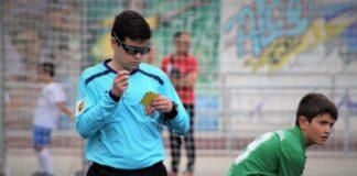 árbitros jovenes