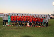 seleccion sub18-Copa Atlantico