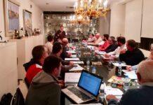 reunión comite deportivo federació