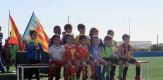 Copa Federación Jornada 2 Prebenjamín