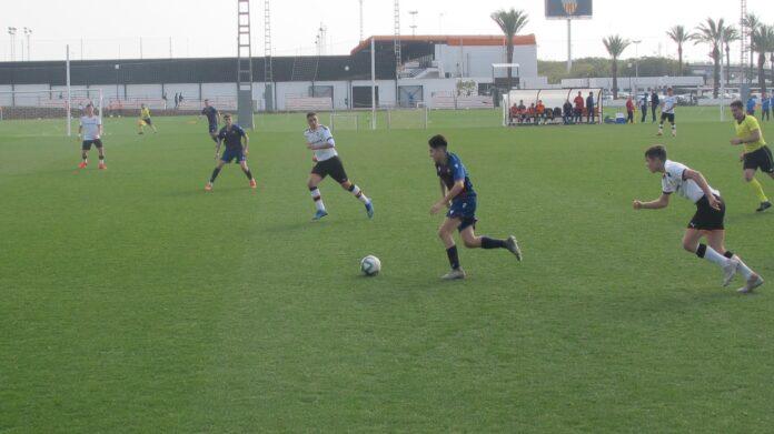 Valencia CF - Levante Ud - Liga Autonómica Cadete