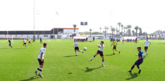 Partido Valencia CF - Levante UD Cadete