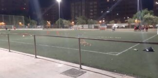 Campo Torrrefiel ACE Fútbol 8