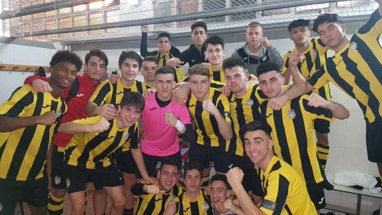 Preferente Juvenil: La única competición de Fútbol Base con play-off y 9-10 jornadas por jugar