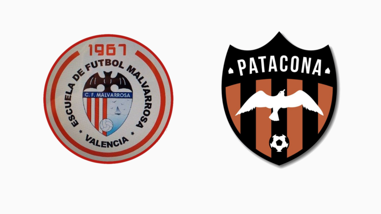 CF Malvarrosa y Patacona CF firman convenio de colaboración