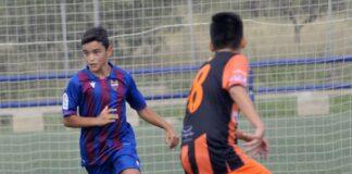 Ivan Valderrama - Levante UD Alevín A
