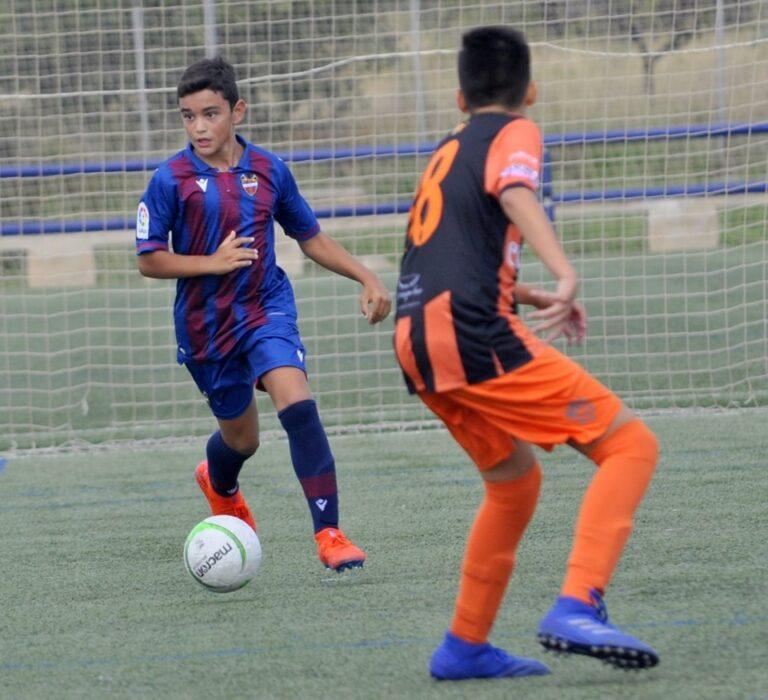 Breve historia de la Super Liga en Alevín segundo año