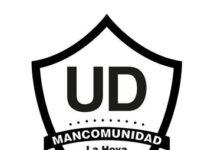 Escudo UD Mancomunidad La Hoya