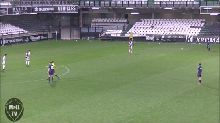 Liga Nacional Juvenil – Levante UD B empata en el Nou Castalia