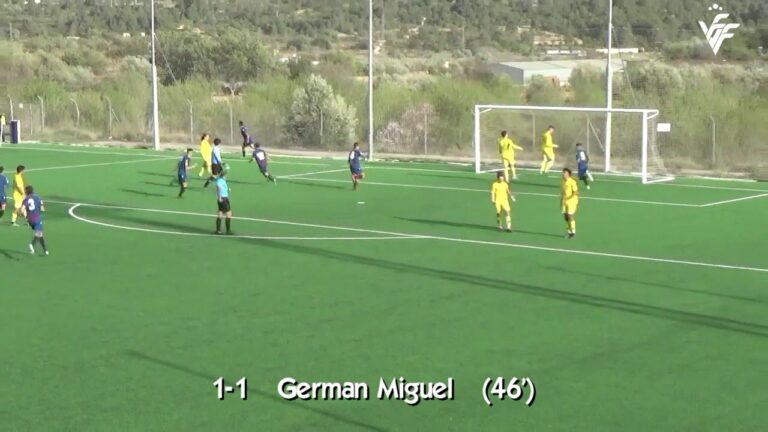 Division de Honor Juvenil – Levante UD recorta distancia con el líder, Villarreal CF