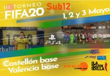 III Torneo FIFA20 SUB12