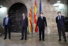 Generalitat y Clubes Valencianos
