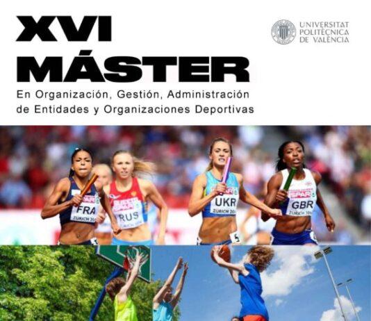 Máster Gestión Deportiva UPV