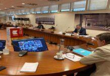 Reunión CCAA
