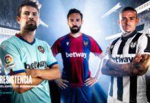 Equipaciones Levante UD temporada 2020/21