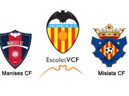 Escoles VCF Mislata CF Manises CF