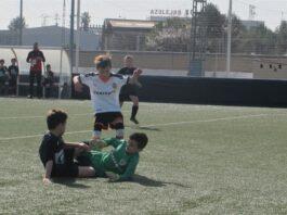 Prebenjamin B Valencia CF - At Moncadense A