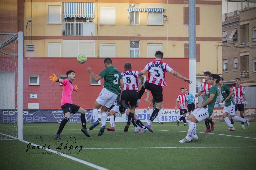 CD Acero - Promesas Castellón CF Preferente Juvenil