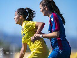 Villarreal CF - Levante UD B Femenino