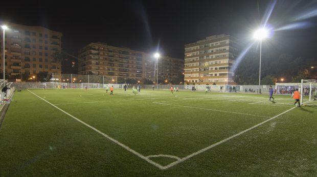 Aplicación de las nuevas medidas de la Generalitat en las instalaciones municipales de Valencia