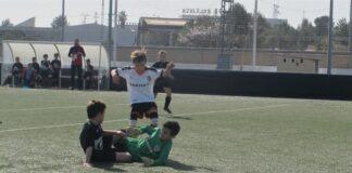 Valencia CF - At. Moncadense Prebenjamin