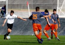 Javi Navarro Valencia CF Juvenil