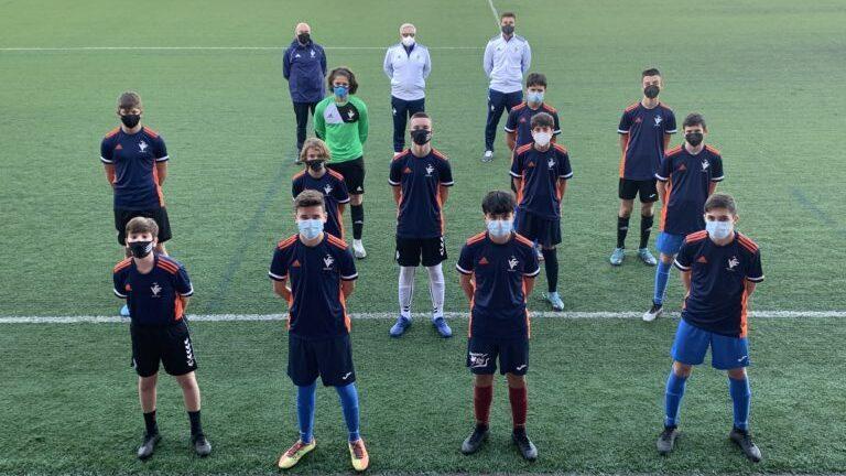 La Selecció sub14 de fútbol arranca temporada con amistoso