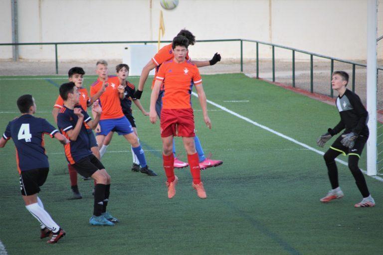 Segunda entrenamiento de la Selecció sub14 de Aitor García