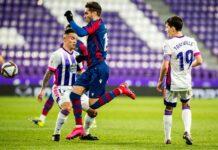 Real Valladolid - Levante UD