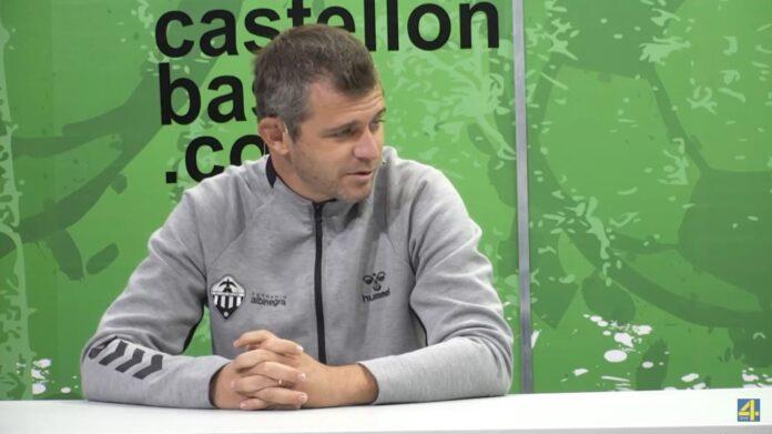 Iván Medall CD Castellón