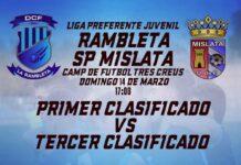 Deportivo Rambleta - SP Mislata UF