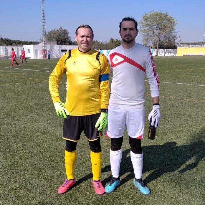 Padre e Hijo Sánchez UDM La Hoya - UD Godelleta
