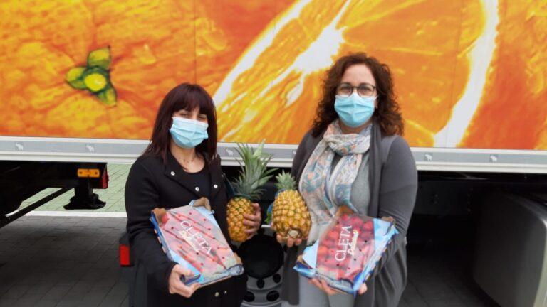Las hermanas Sánchez Lozano ya tienen su premio gracias a la Copa del Rey y Naranjas Torres