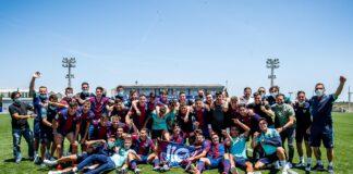 Campeón Levante UD Diviión de Honor 2020/21