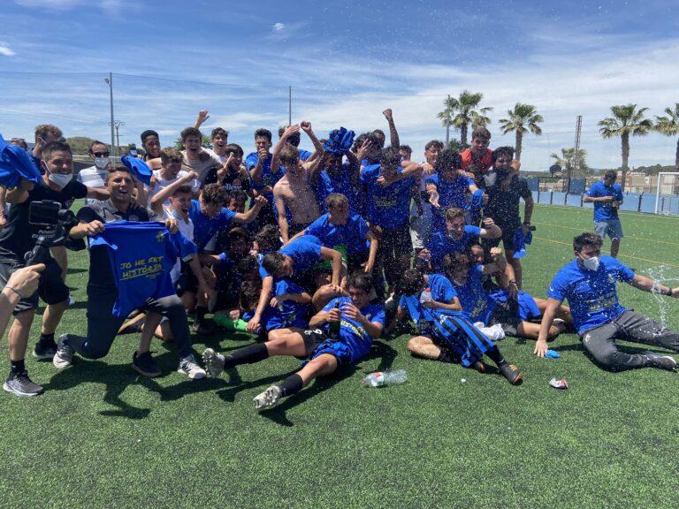 Inter San José y CF La Nucía consiguen el ascenso a División de Honor