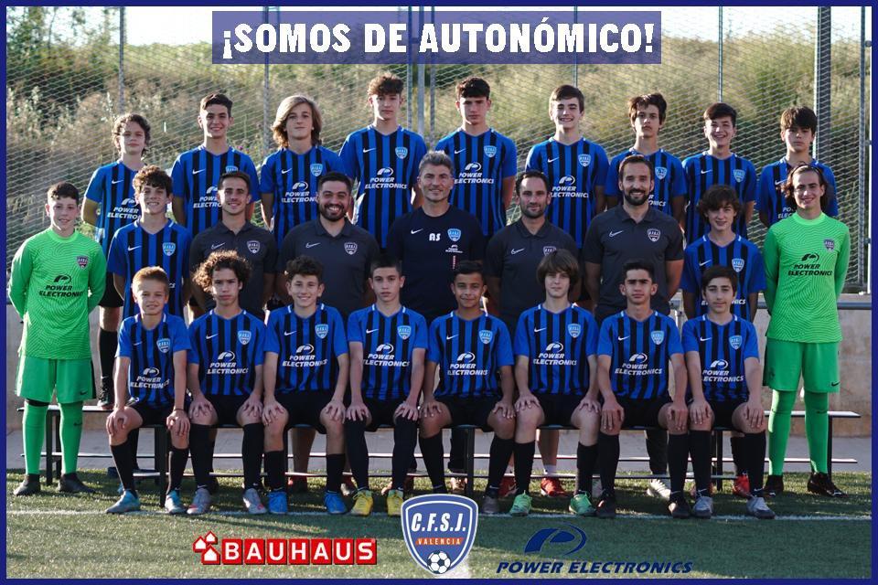 CF San José Infantil A