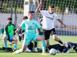 ValenciaCF B- Inter San José Juvenil