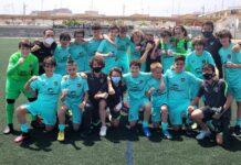 Inter San José Infantil A Campeones