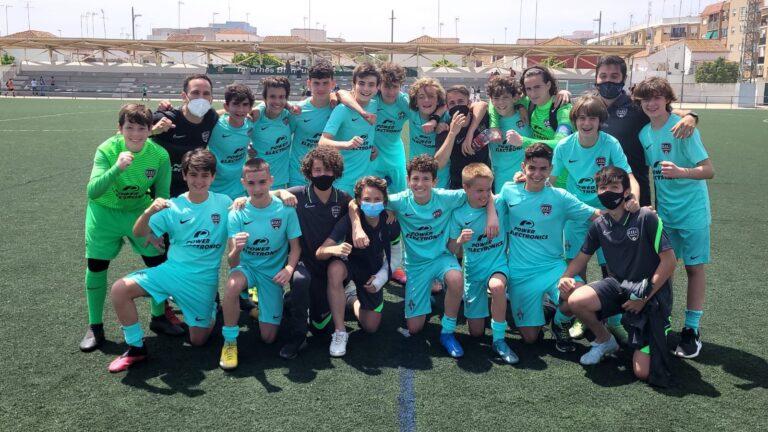 Estos son los dos grupos de la Lliga Autonòmica Infantil de la temporada 21/22