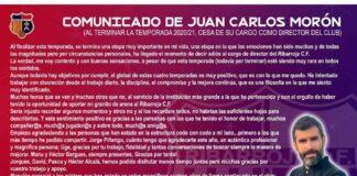 Juan Carlos Morón Ribarroja CF