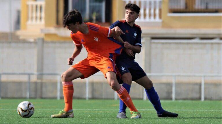 Convoctoria Sub-16 Valencia entrenamientos
