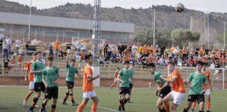 Primer Toque CF- Tavernes Blanques CF Cadete Play-off preferente