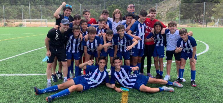 Play-off de ascenso a Autonómica infantil, con buenos resultados para los equipos visitantes