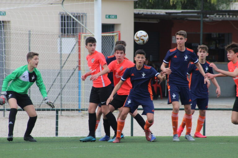 Amistoso de la Selecció Valenciana  sub14 ante el cadete del Torrent CF