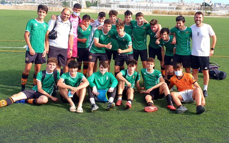 Se decide los Play-off de ascenso a liga Autonómica Cadete e Infantil