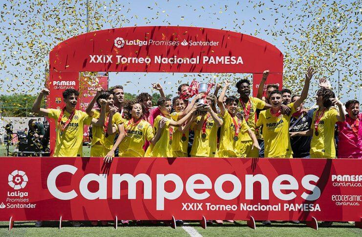 Villarreal CF Campeón Promises