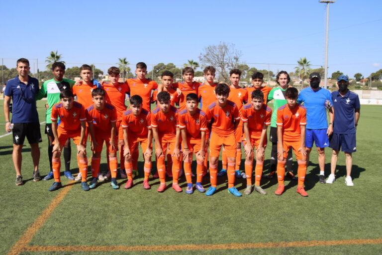 Valencia gana sus dos partidos y se lleva el Triangular Masculino Sub-14