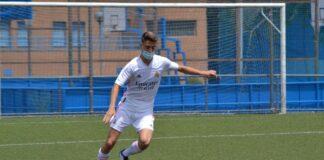 Borja Ferrando Real Madrid