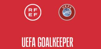 Curso entrenador Goolkeeper UEFA