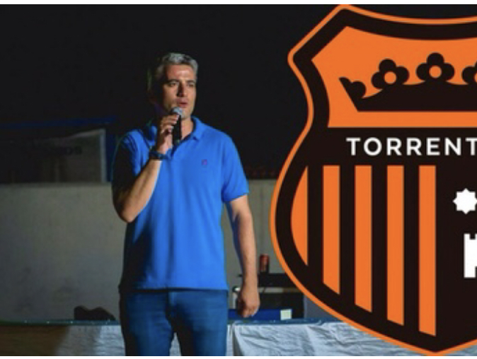 Toni Jareño, Director Deportivo del Torrent CF, analiza la exitosa temporada del club
